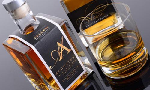 Prämierter Whisky Brennerei Feller